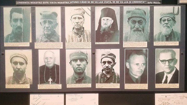 Greek-Catholic priests sentenced to prison under Communism