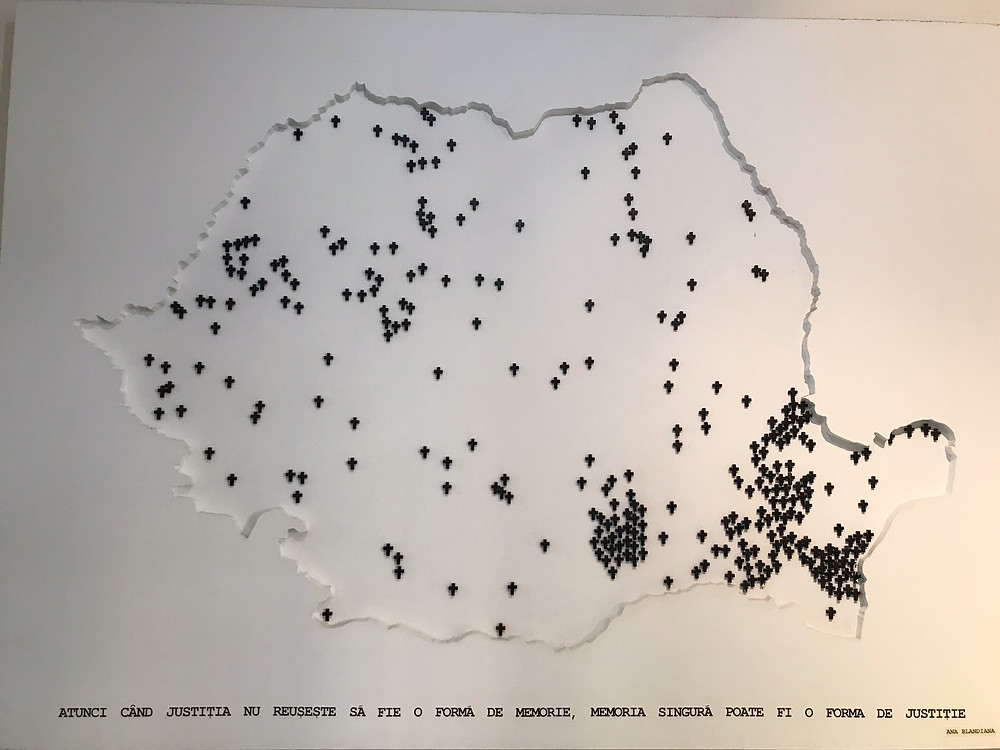 Prisons and forced labor camps for political prisoners in Communist Romania
