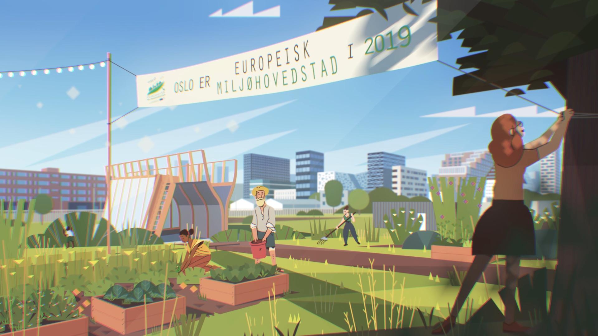 Oslo Miljøhovedstad