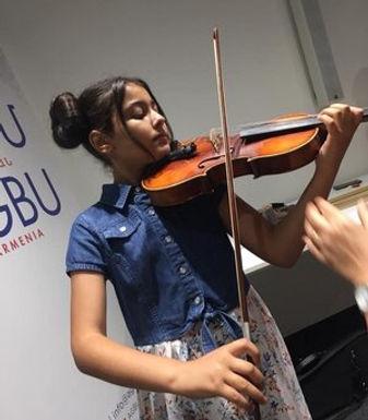 Anna Gevorgyan, Armenia , First Place