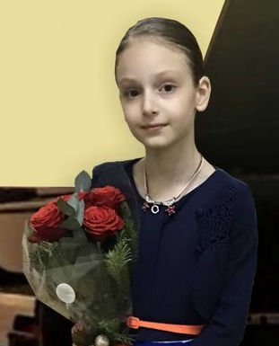 Olga Saghatelyan, Armenia, Third Place
