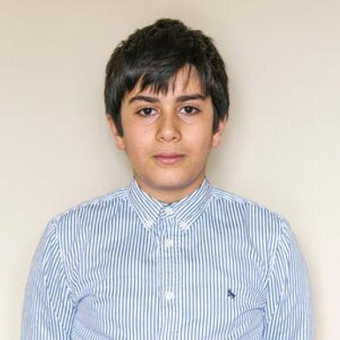 Eldar Ibrahimov, Canada , Second Place