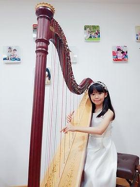 Wai Yu Precious Tse (Harp), Hong Kong, Grand Prize