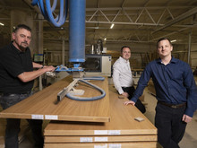 Peterlee manufacturing company doubles in size after relocation