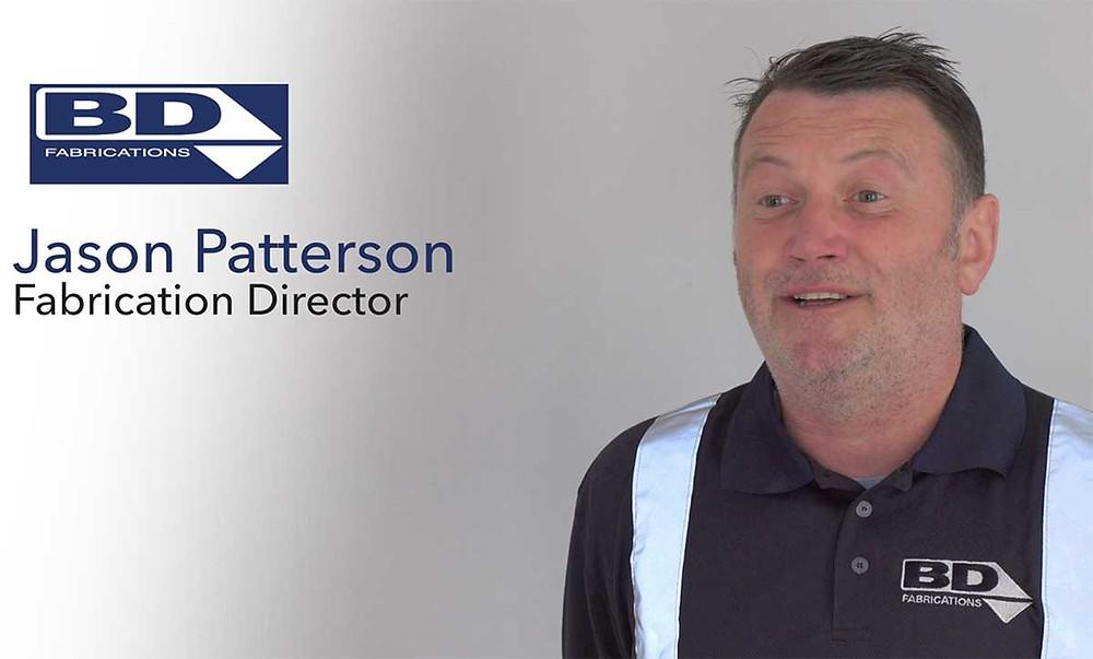 Jason Patterson BD Fabrications