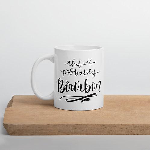This is probably Bourbon Mug