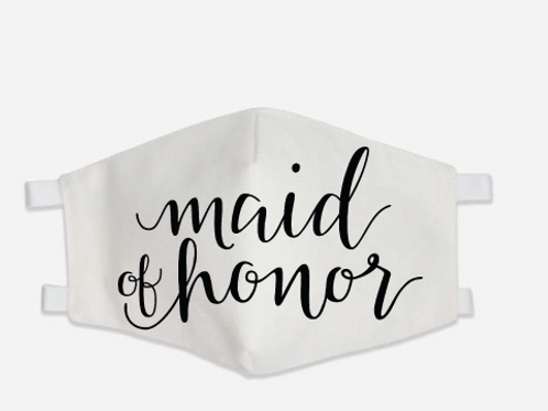 Maid of Honor Mask