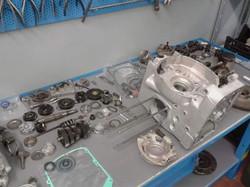 BMW engine overhaul revisione motore