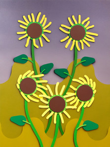 Sunflowers that Smile Back