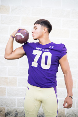 Marble Falls players (15)