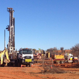 Mineral Drilling