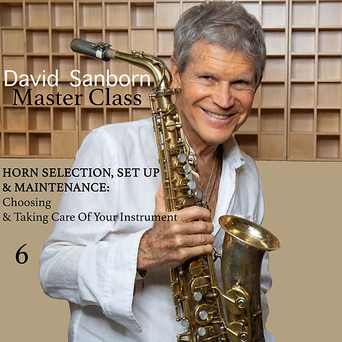 HORN SELECTION, SET UP & MAINTENANCE: Choosing & Taking Care Of Your Instrument