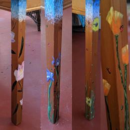 Flower Table Furnature Art Part 3