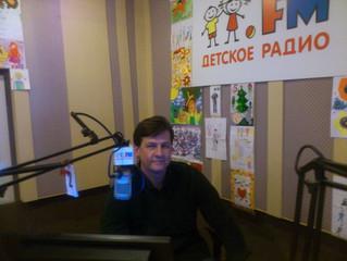 """Алексей Баринов на """"Детском радио"""". Драчуны и забияки"""
