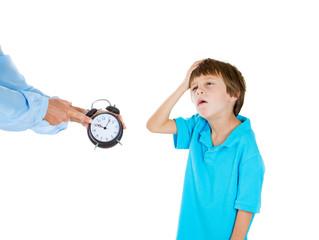 Чувство времени у детей