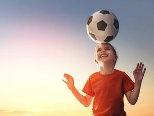 Выбираем спорт для детей!