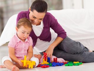 40 игр для развития ребенка