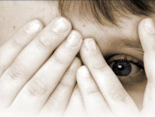 Топ - 10 детских страхов: