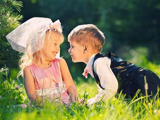 Дети о свадьбе:)