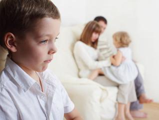 Детская ревность: профилактика и работа над ошибками