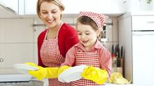 Домашние обязанности для детей