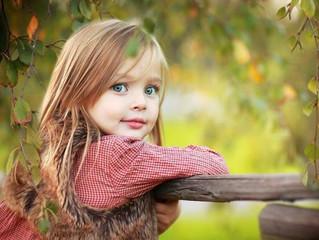 7 веселых упражнений для детских глазок