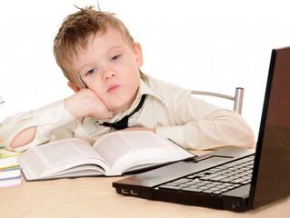 Готовимся к школе? Компьютер поможет!