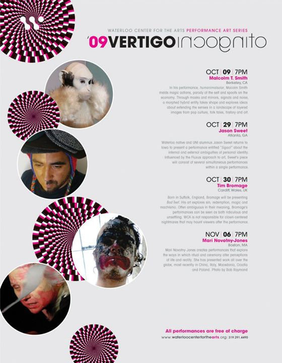 Vertigo 2009