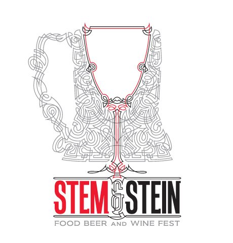 Annual Event logo, for Stem & Stein: Food Beer and Wine Fest.jpg Presented by HyVee and Friends of t