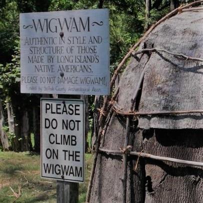 Do Not Climb Wigwam