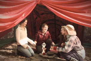 Women in the Red Tent