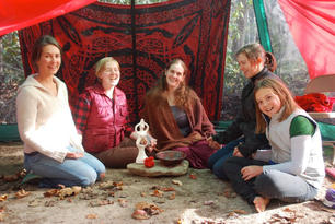 Red Tent Circle