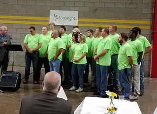 Covington Plant Receives Award for Workplace Safety