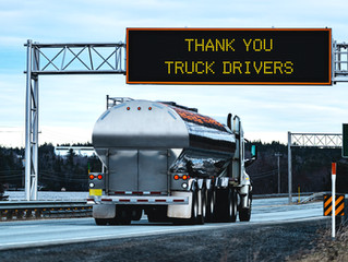 Have You Thanked A Trucker Today?