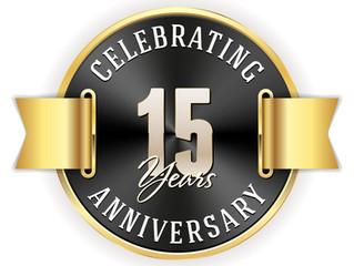 Sugaright: Celebrating 15 Years!