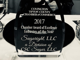 Covington Plant: Industry of the Year!