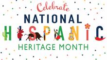 Honoring Hispanic Heritage Month