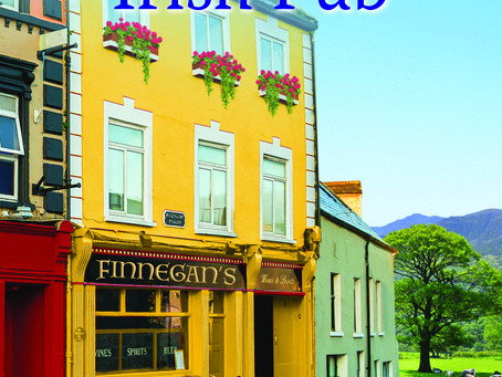 Murder in an Irish Pub -- February 2019