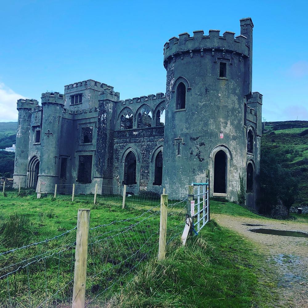 Clifden Castle Connemara
