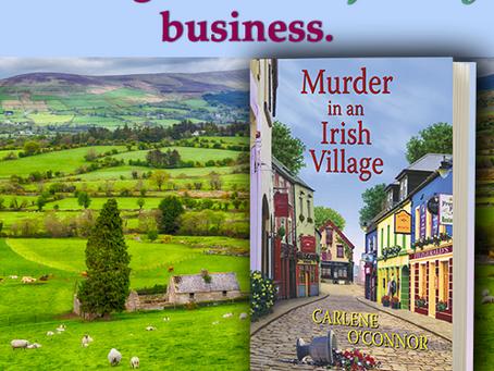 Murder in an Irish Village has been released!