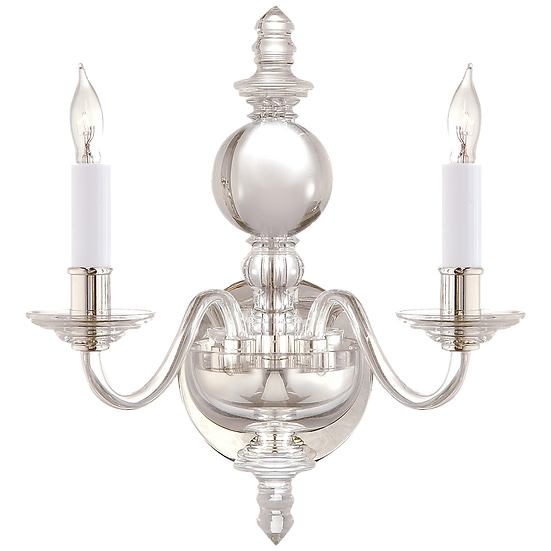 George II Sconce Double