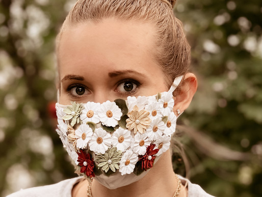 Three Easy Ways To Personalize Your Reusable Face Mask