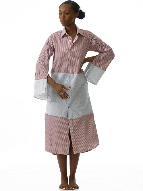 The Vicky shirt dress