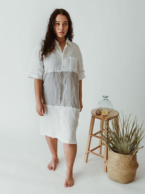 The Vicky linen Dress