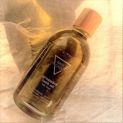 Grounded Bath Oil