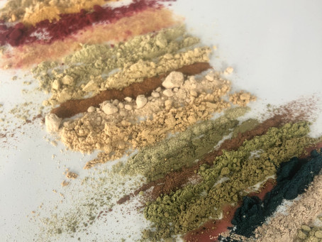 Powdered Earth Elixirs - Super Charge Your Food