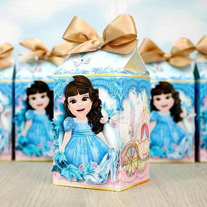 Caixas Milk - Cinderella - 20 unidades