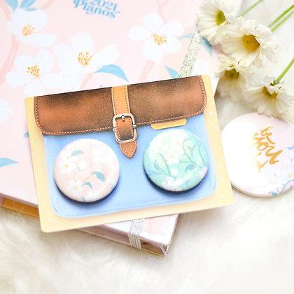 Kit Buttons Extraordinários