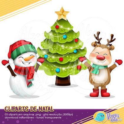 Natal - Cliparts de Natal - Clipart