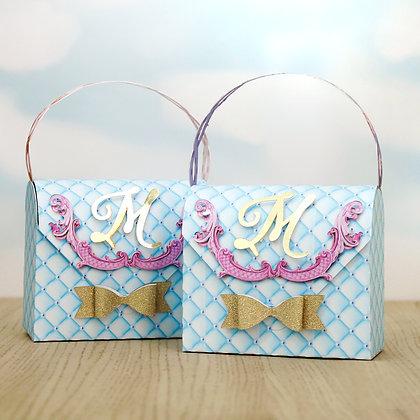 Caixa Bolsa - Cinderella - 20 unidades
